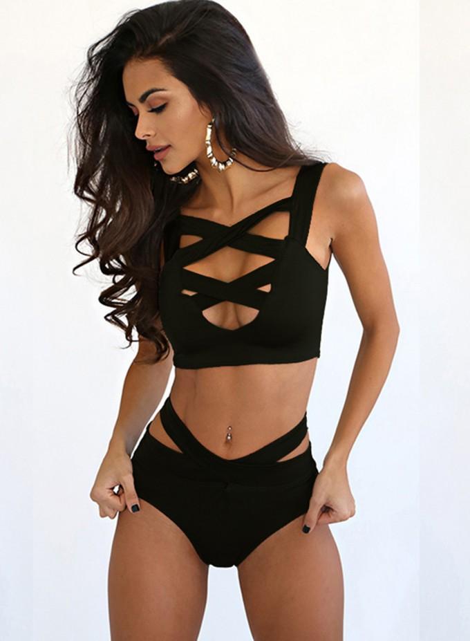 Bandage Bikini | Katy Perry Bikini | Cheap Bandage Swimsuit