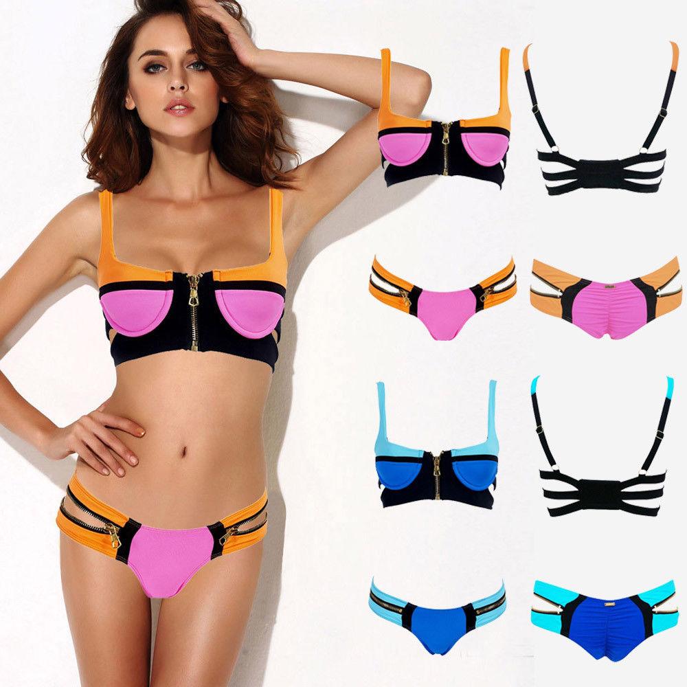 Bandage Swimwear | Bandage Bikini | Criss Cross Bikini