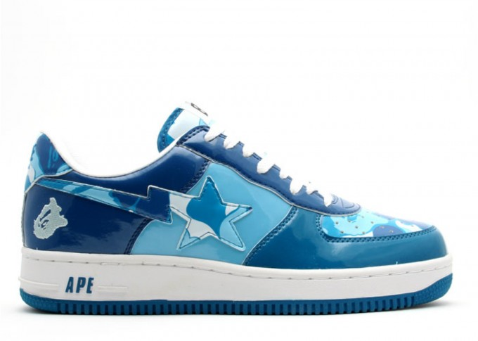 Bape Af1 | Bapesta | Bape Nike