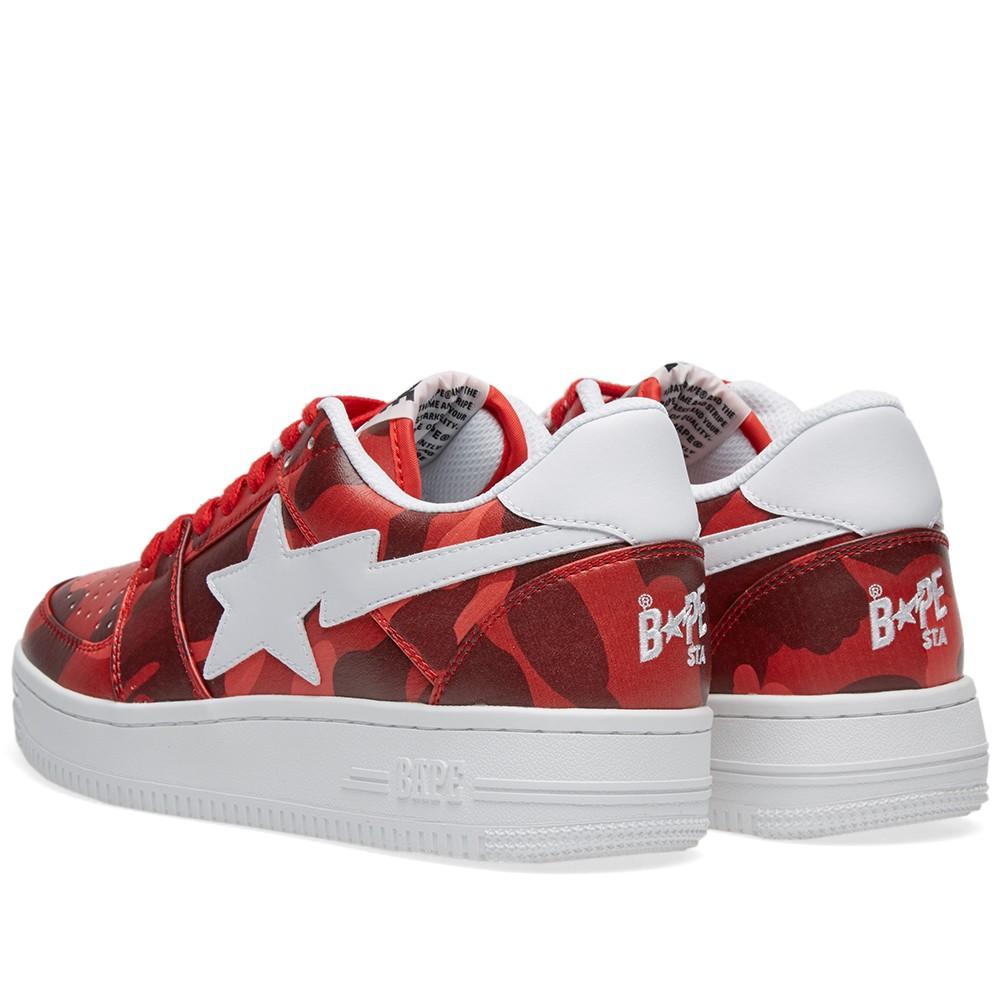 Bape Footwear | Bapesta | Bape Roadsta