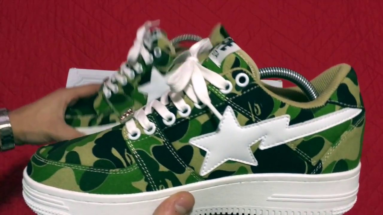 Bape Shoes Price | Bapesta | Bapesta Roadsta