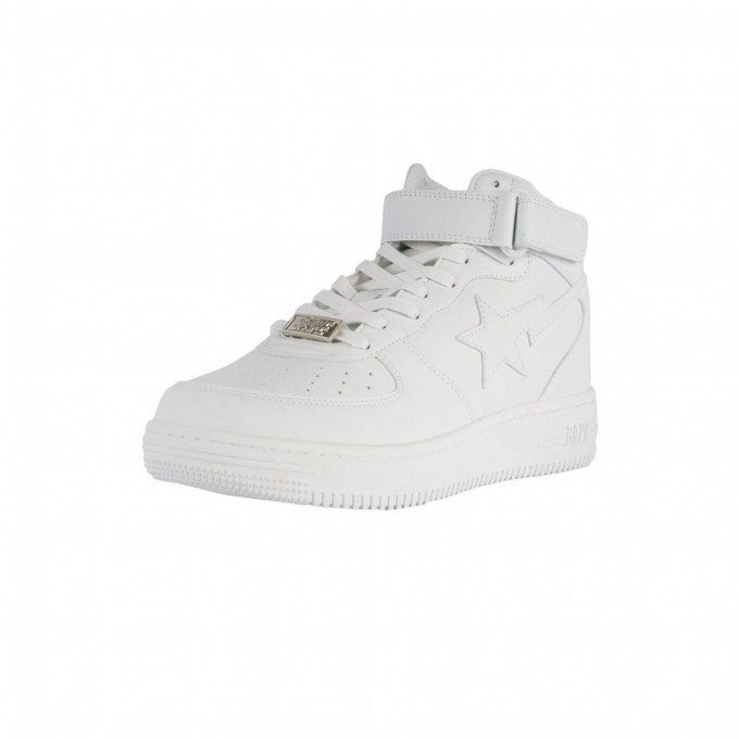 Bapesta | White Bapesta | Bape Shoe
