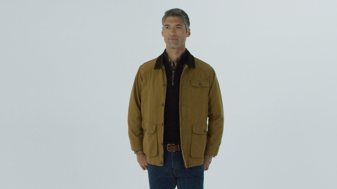 Barbour Lightweight Wax Jacket | Orvis Heritage Field Coat | Wax Jacket Barbour