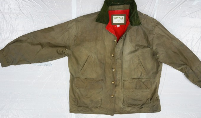 Barbour Lightweight Wax Jacket | Orvis Heritage Field Coat | Waxed Rain Jacket