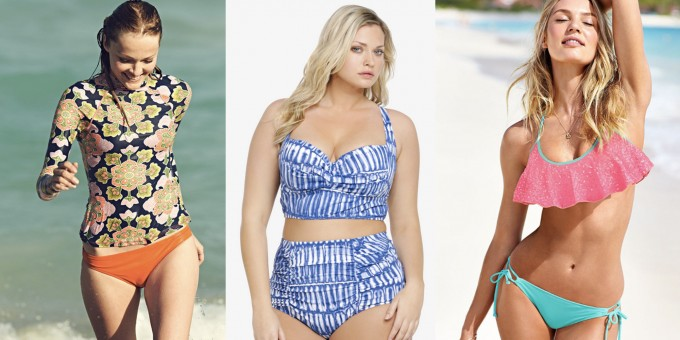 Bathing Suits For Body Types | Bathing Suits For Body Types | Most Flattering Swimsuits