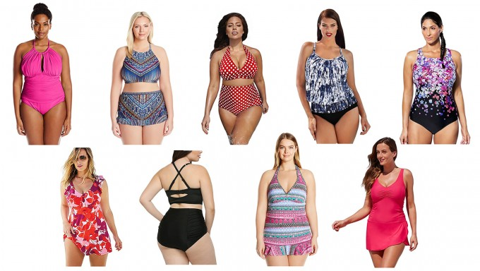 Bathing Suits For Body Types | Slimming Tankinis | Swimsuits For Curvy Bodies