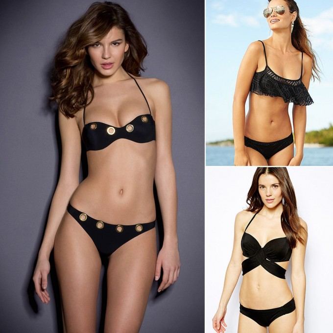 Bathing Suits For Body Types | Tummy Flattening Swimsuits | Bathing Suits For Curves