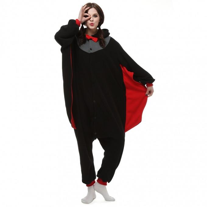 Batman Adult Pajamas | Batman Onesie Pajamas | Batman Onesie