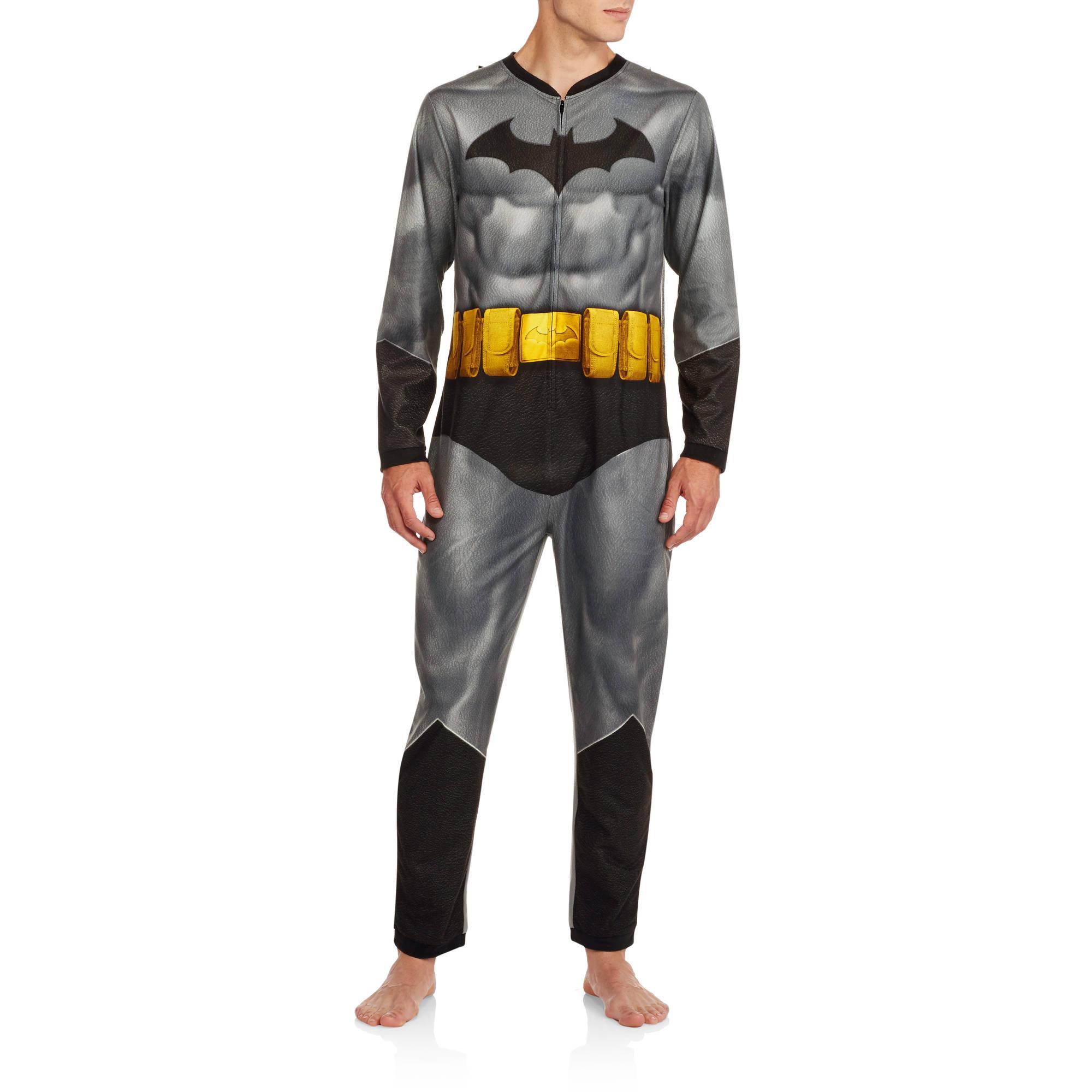 Batman Hooded Onesie | Batman Onesie | Batman Onesie