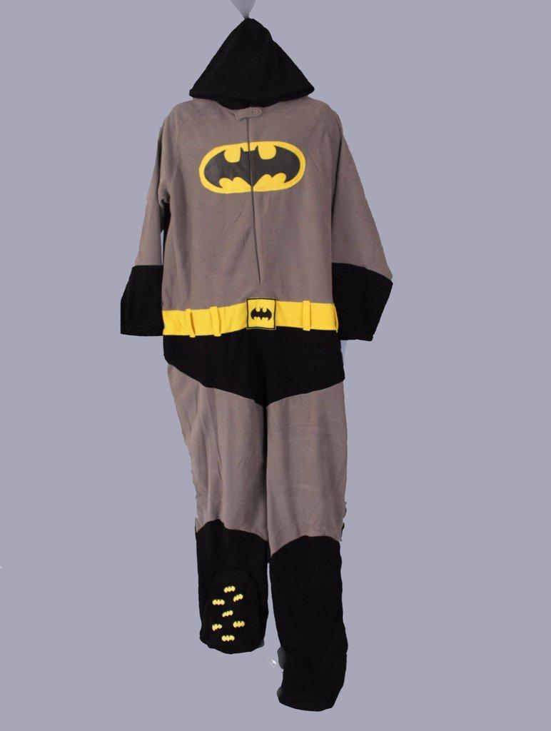 Batman Onesie | Batman and Superman Onesies | Superhero Adult Onesie