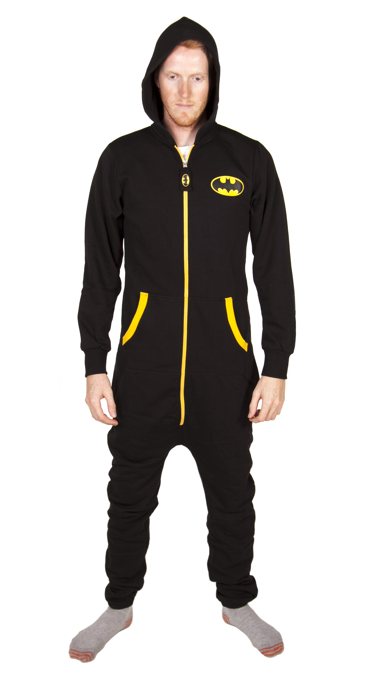 Batman Onesie | Batman Onesie Adults | Batman Footie Pjs