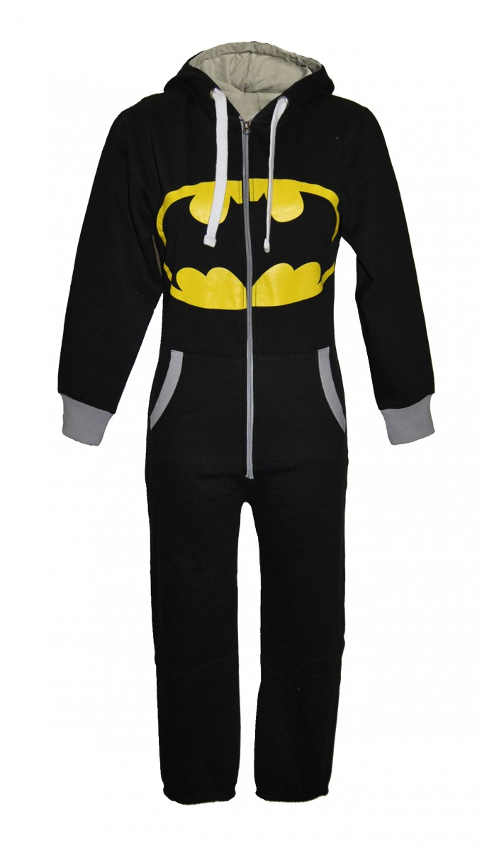 Batman Onesie | Joker Onesie For Adults | Mens Tall Onesie
