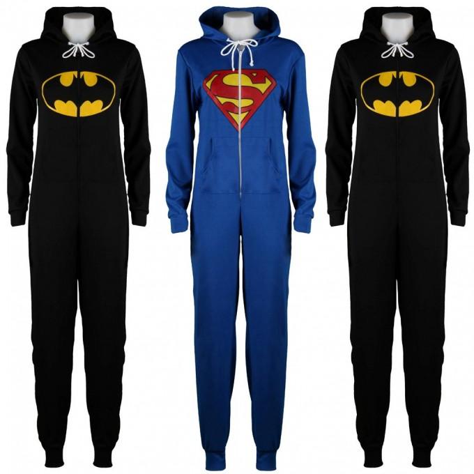 Batman Onsies | Batman Onesie | Adult Batman Pajamas