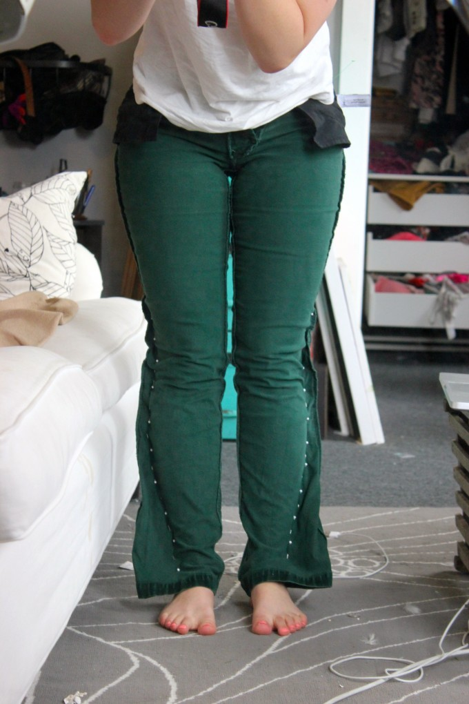 Bdg High Waisted Jeans   How To Make Jeans Skinnier   Skinny Jeans For Big Calves