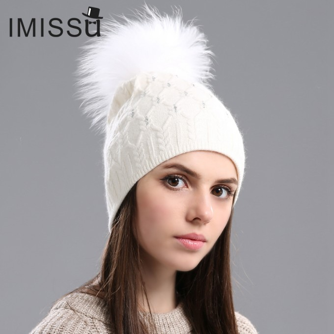 Beanie Hats For Women | Knitted Beanies | Womens Winter Hats With Brim