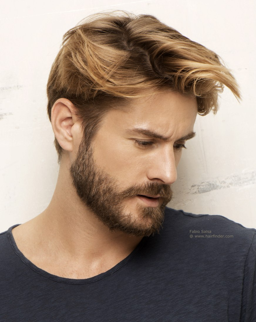 Beard Trimming Tips | Mens Hairstyles with Beards | Mens Goatee