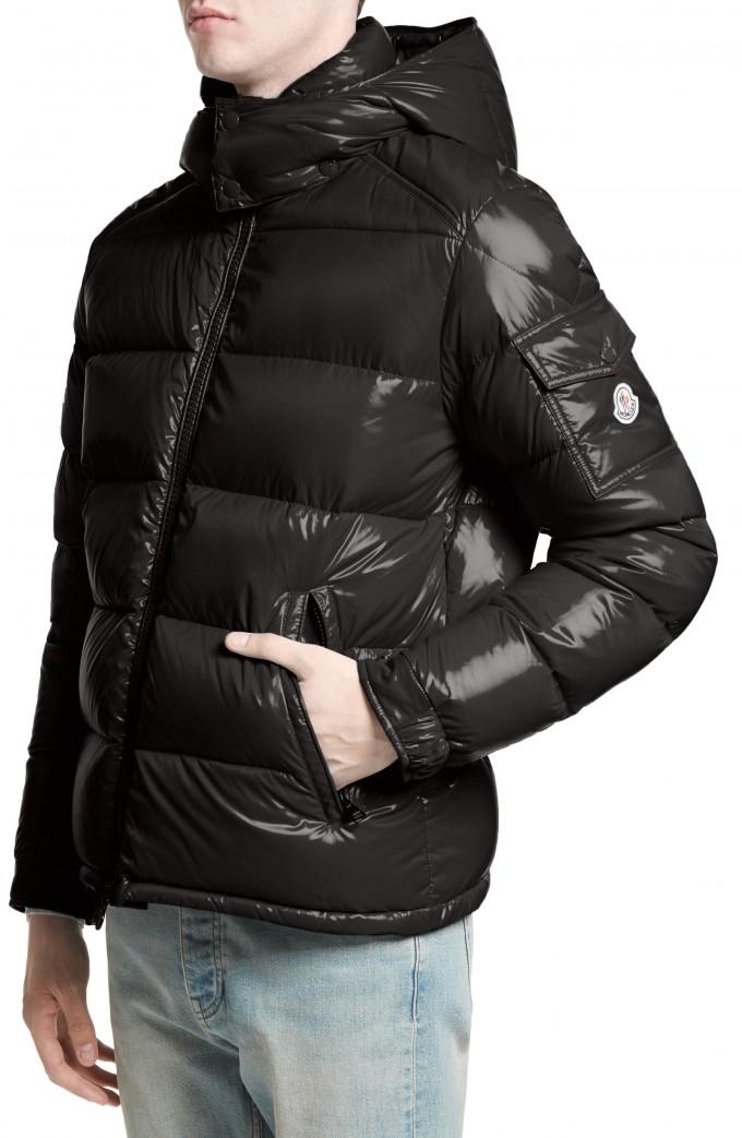Best Balmain Leather Jacket Mens   Cute Moncler Maya