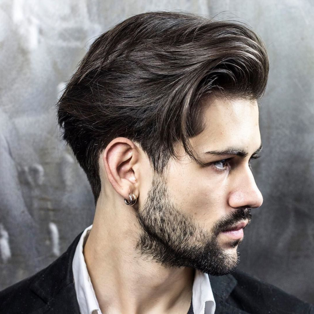 Best Hairstyle for Oval Face Man | Haircuts for Oval Faces | Types of Hair Cuts