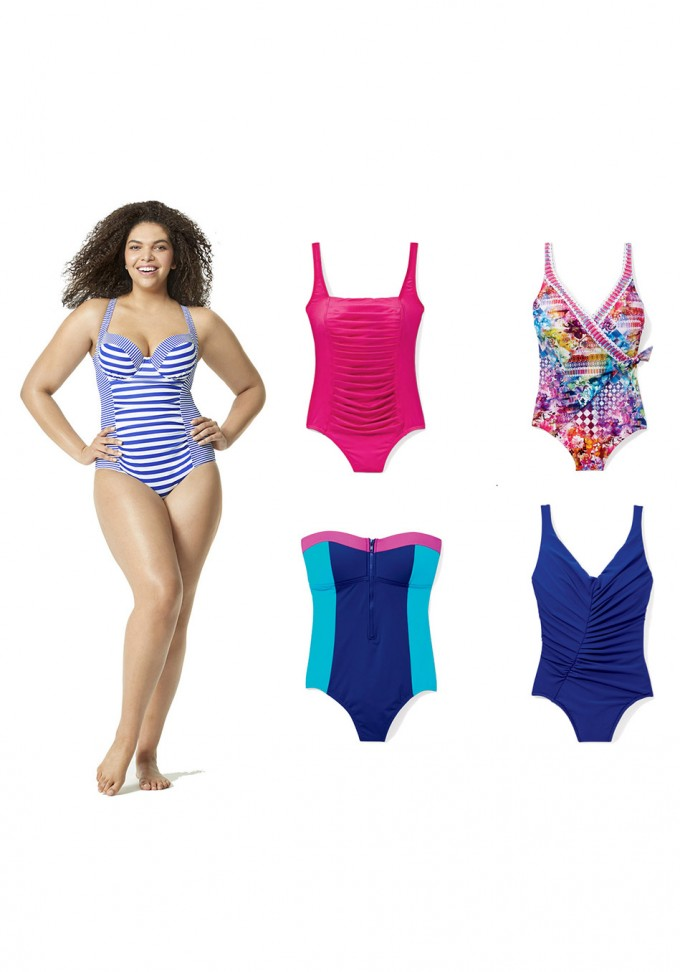 Best One Piece Bathing Suits | Swimsuits To Hide Belly Pooch | Bathing Suits For Body Types