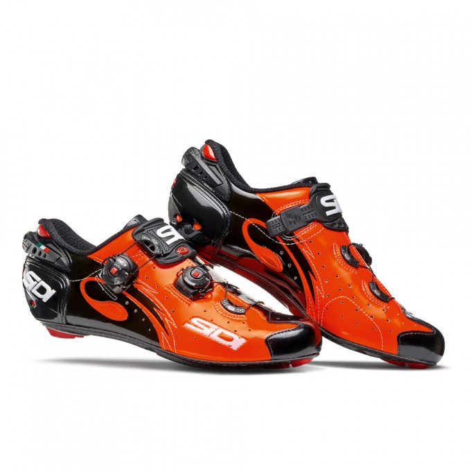Best Sidi Cycling Shoes | Sidi Wire Carbon Vernice Black | Sidi Wire Carbon Vernice