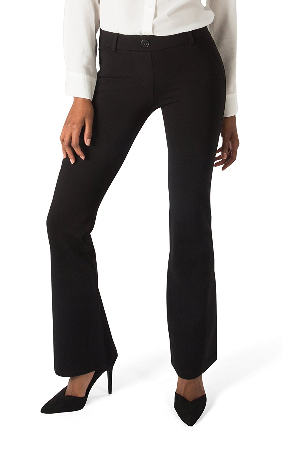 Beta Brands Limited | Betabrand Yoga Dress Pants | Yoga Pants Petite Sizes