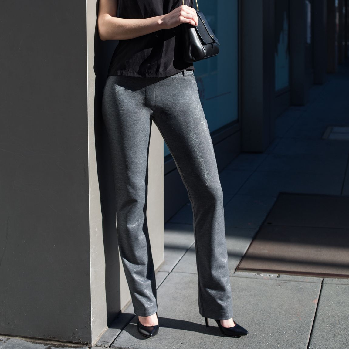 Betabrand Yoga Dress Pants | Casual Yoga Pants | Dressy Trousers