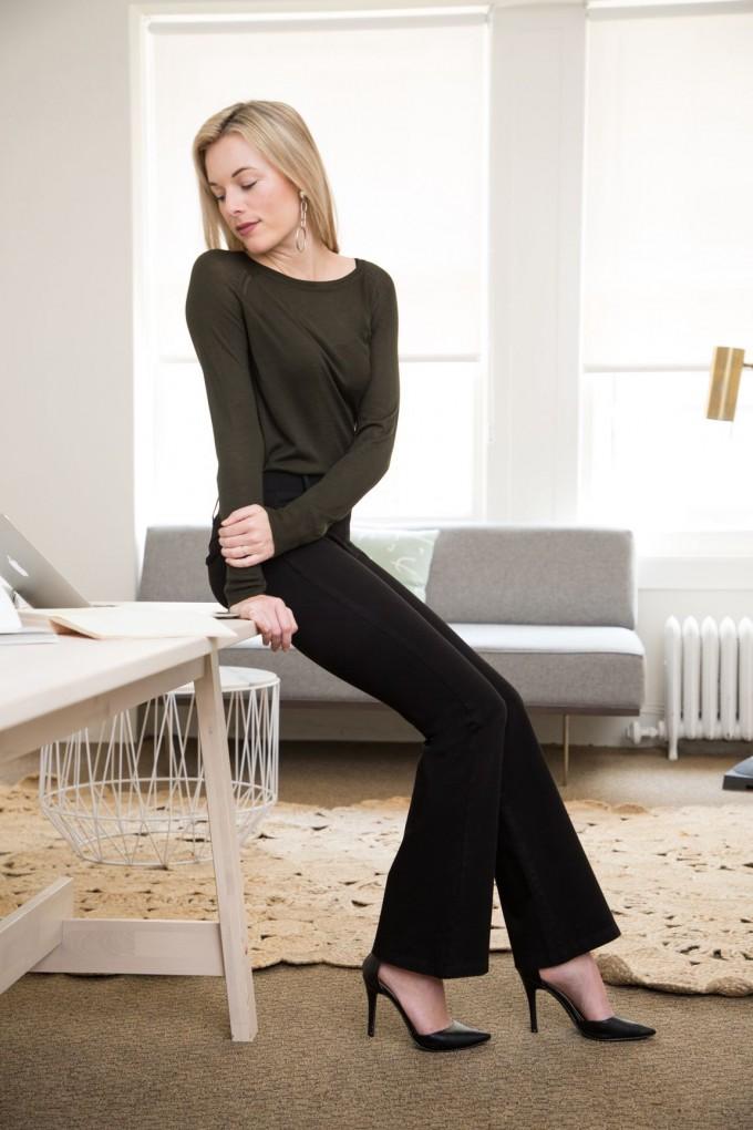 Betabrand Yoga Pants | Betabrand Yoga Dress Pants | Yoga Pants Ladies