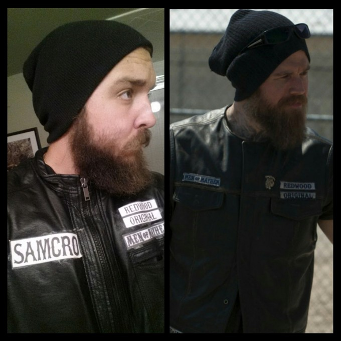 Biker Vest Sons Of Anarchy | Sons Of Anarchy Costume | Sons Of Anarchy Hoodie