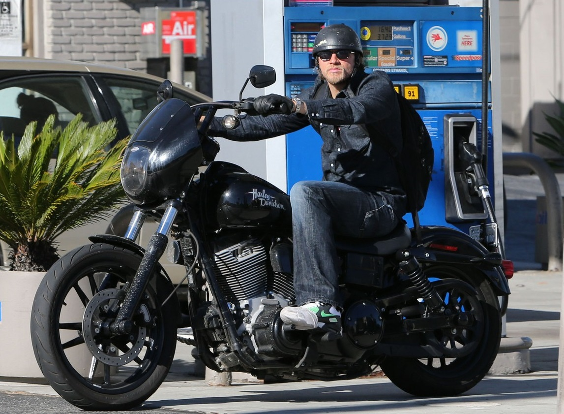 Bikes in Sons of Anarchy | Sons of Anarchy Bikes | Charlie Hunnam Sons of Anarchy