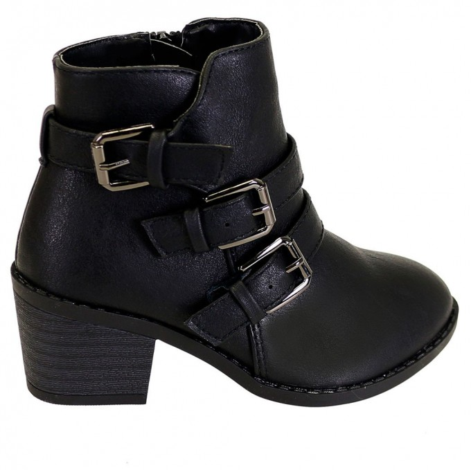 Black Ankle Boots With Buckles   Navy Ankle Boots   Target Womens Ankle Boots