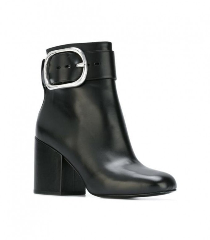 Black Ankle Boots With Buckles | Target Ankle Boots | Kohls Boots
