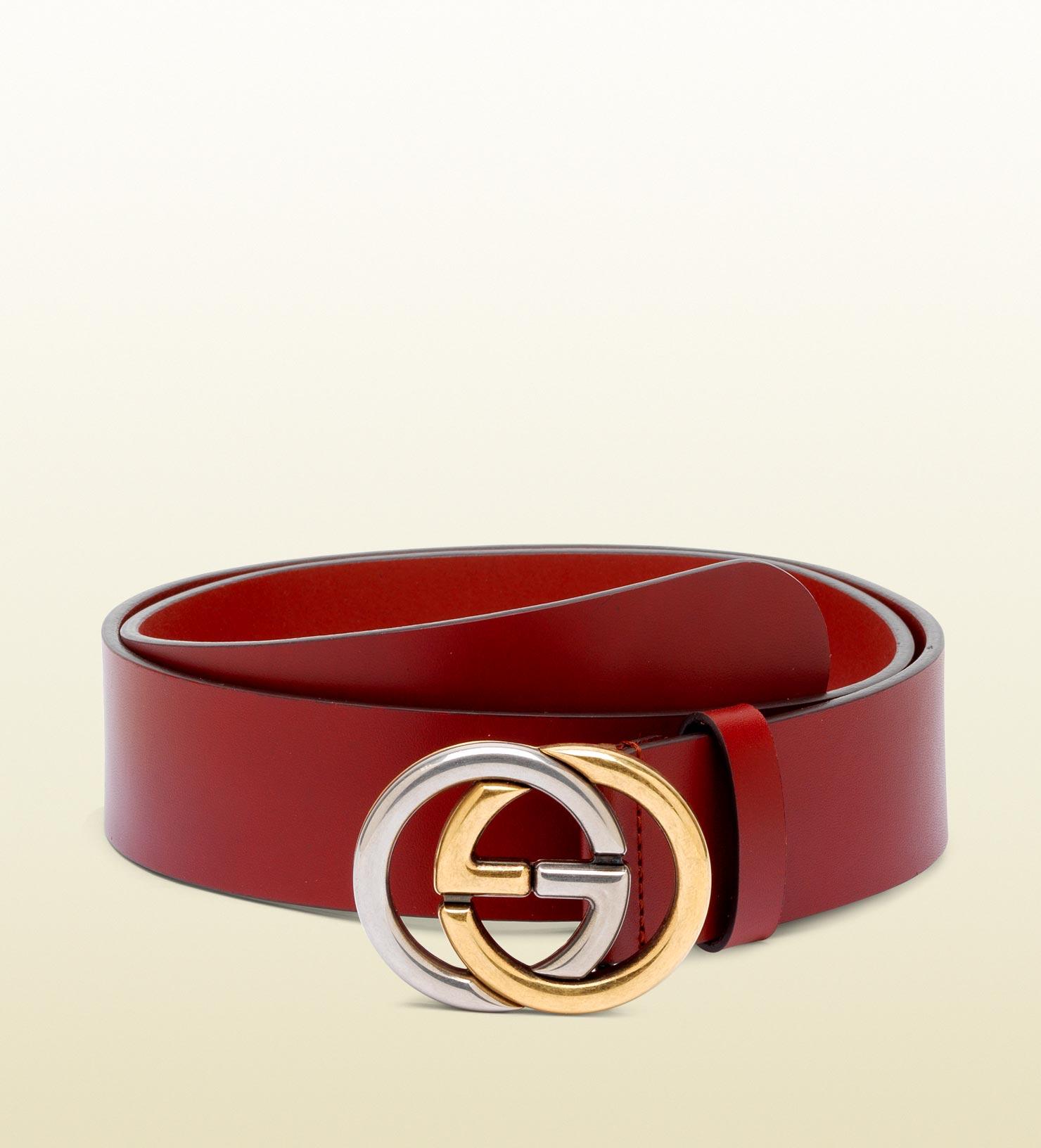 Black Red and Green Gucci Belt | Red Gucci Belt | Mcm Belt Men