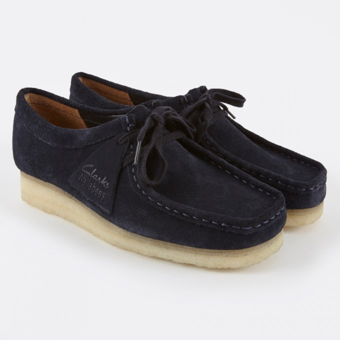 Blue Clarks Wallabees | Wallabee Clarks Mens | Womens Wallabees