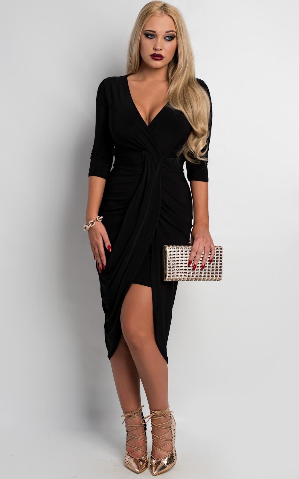 Bra for Plunging Neckline Dress | Deep Neckline Dress | Plunging Neckline Dress