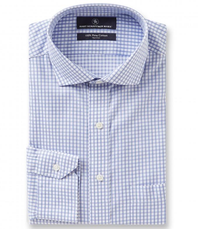 Button Down Shirt No Collar | Tux Shirt Collar | Cutaway Collar