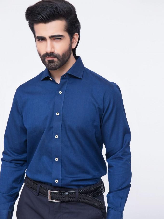 Button Up Shirt Without Collar | Cutaway Collar | Windsor Spread Collar Dress Shirt