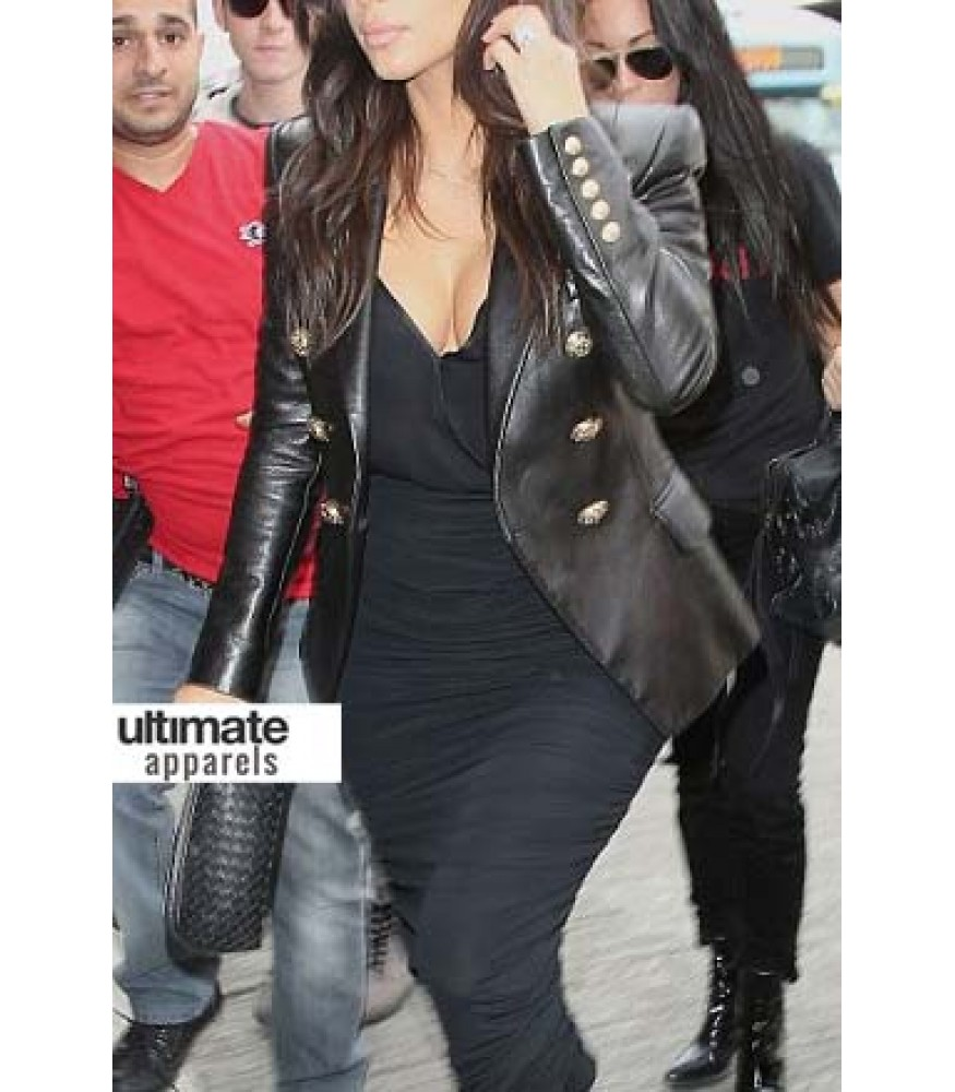Buy Balmain Online | Balmain Mini Dress | Balmain Double Breasted Blazer