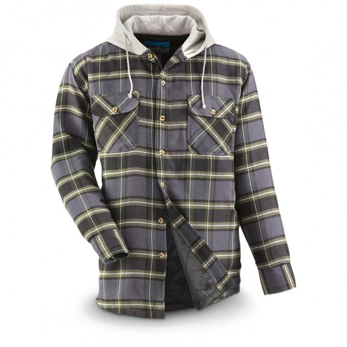 Cabela's Flannel Shirts | Men's Tall Flannel Shirts | Quilted Flannel Shirt