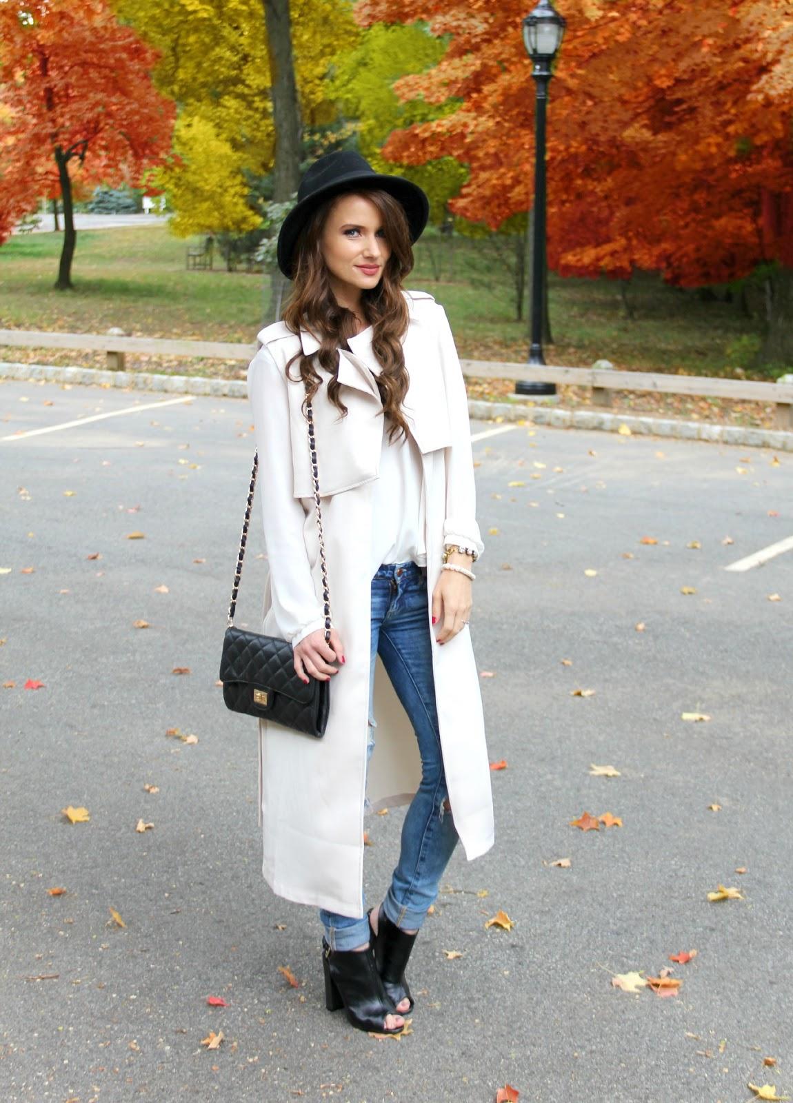 Camel Trench Coat Womens | Silk Trench Coat | Sleeveless Trench Coat