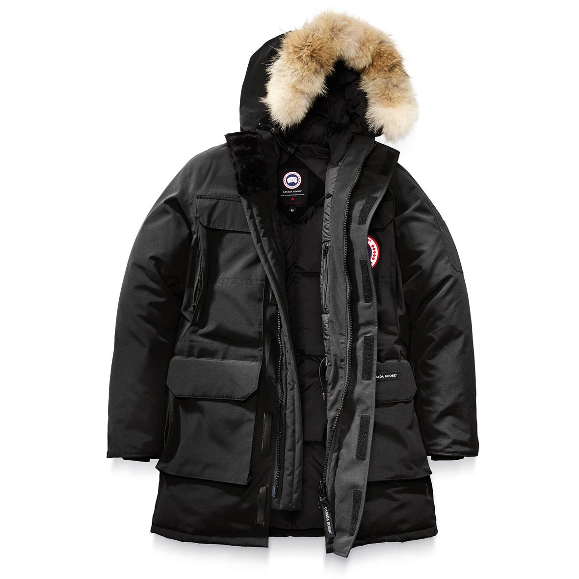 Canada Goose Coats for Men | Canada Goose Warmth Rating | Canada Goose Citadel