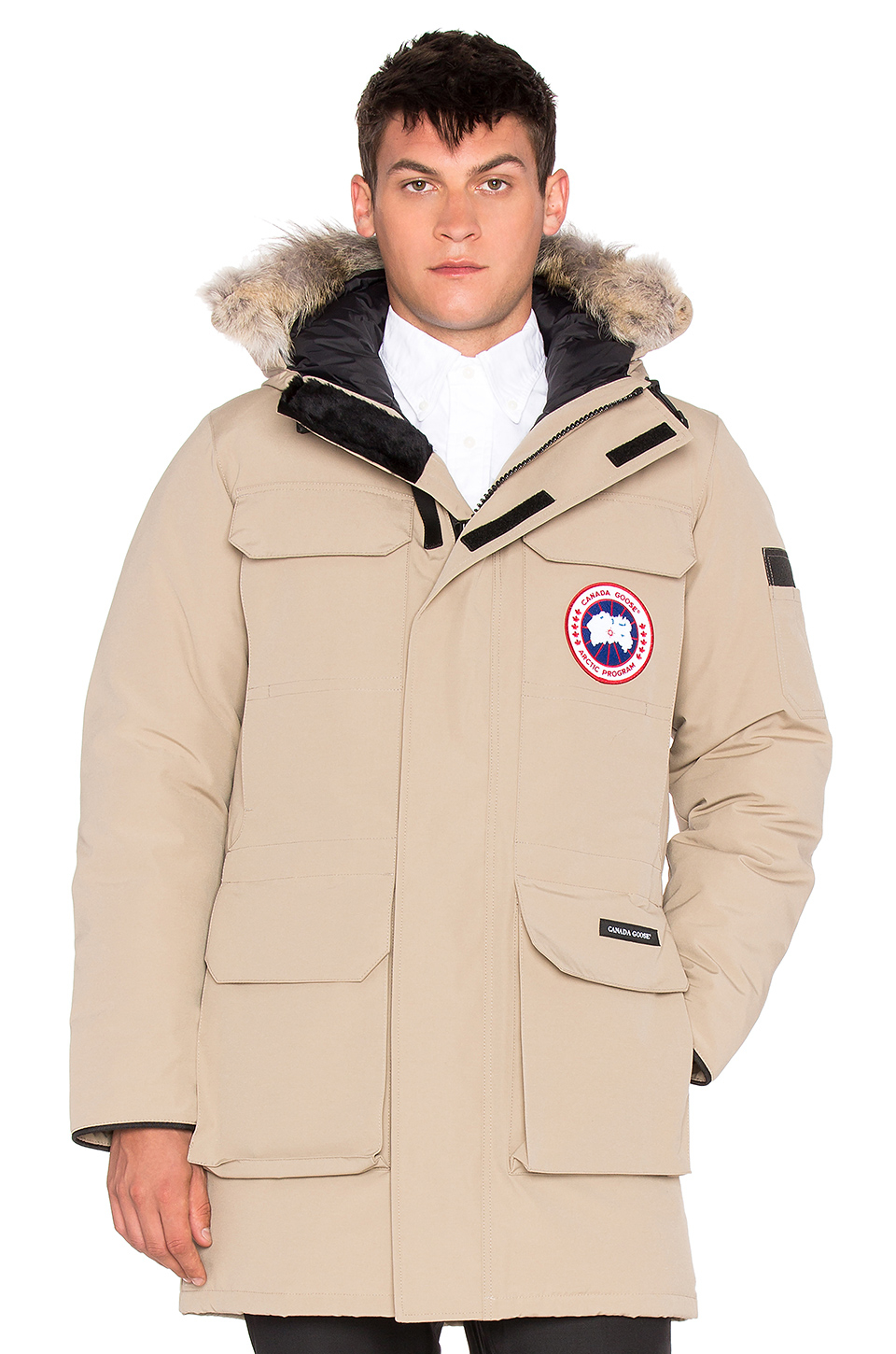 best canada goose parka for skiing