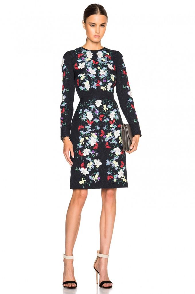 Captivating Erdem Dress | Mesmerizing Erdem Blouse