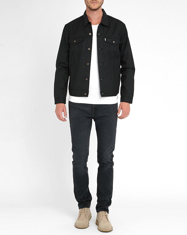 Carhartt Trucker Jacket | Waxed Trucker Jacket | Waxed Cotton Jacket Mens