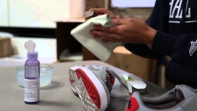 Caring For Nubuck Leather Shoes | Suede Leather Cleaner | How Do You Clean Suede