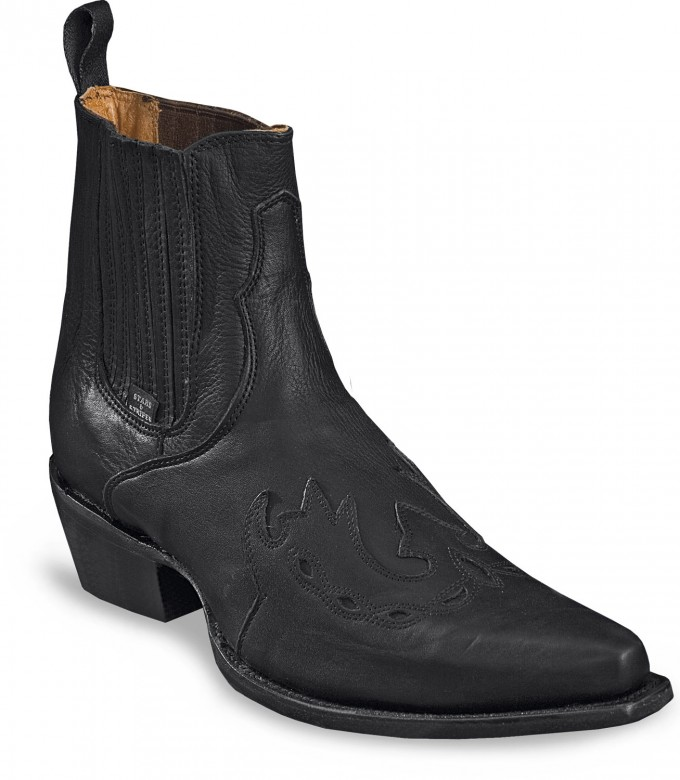 Cavenders Womens Boots | Western Ankle Boots | Golden Goose Young Western Ankle Boot
