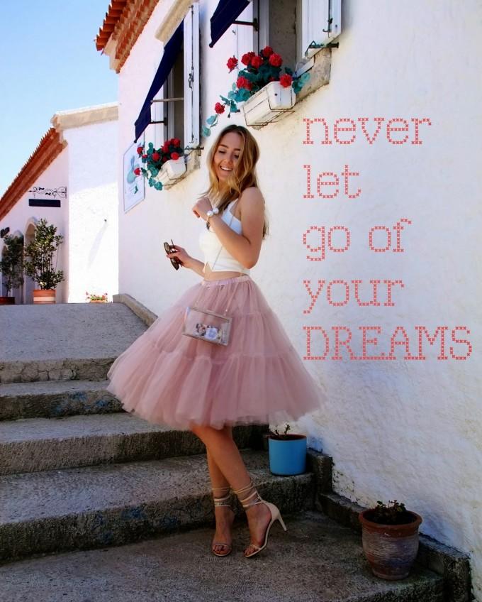 Charlotte Russe Peplum Skirt | Pink Chiffon Pleated Skirt | Tulle Midi Skirt