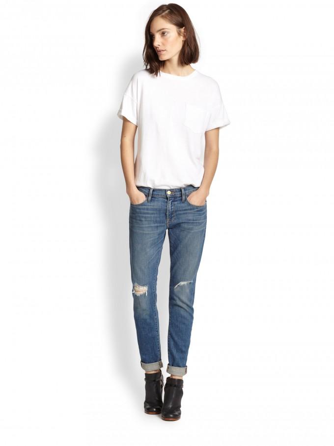 Charming Frame Denim Le Skinny | Sophisticated Frame Denim Le Garcon
