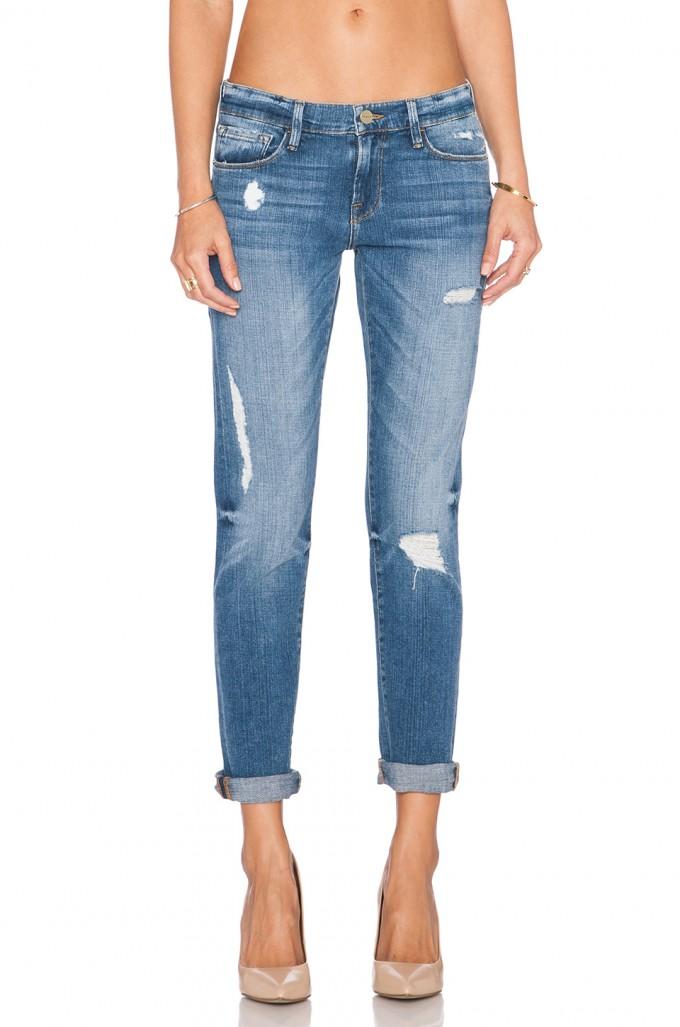 Charming Super Soft Skinny Jeans | Inspiring Frame Denim Le Garcon