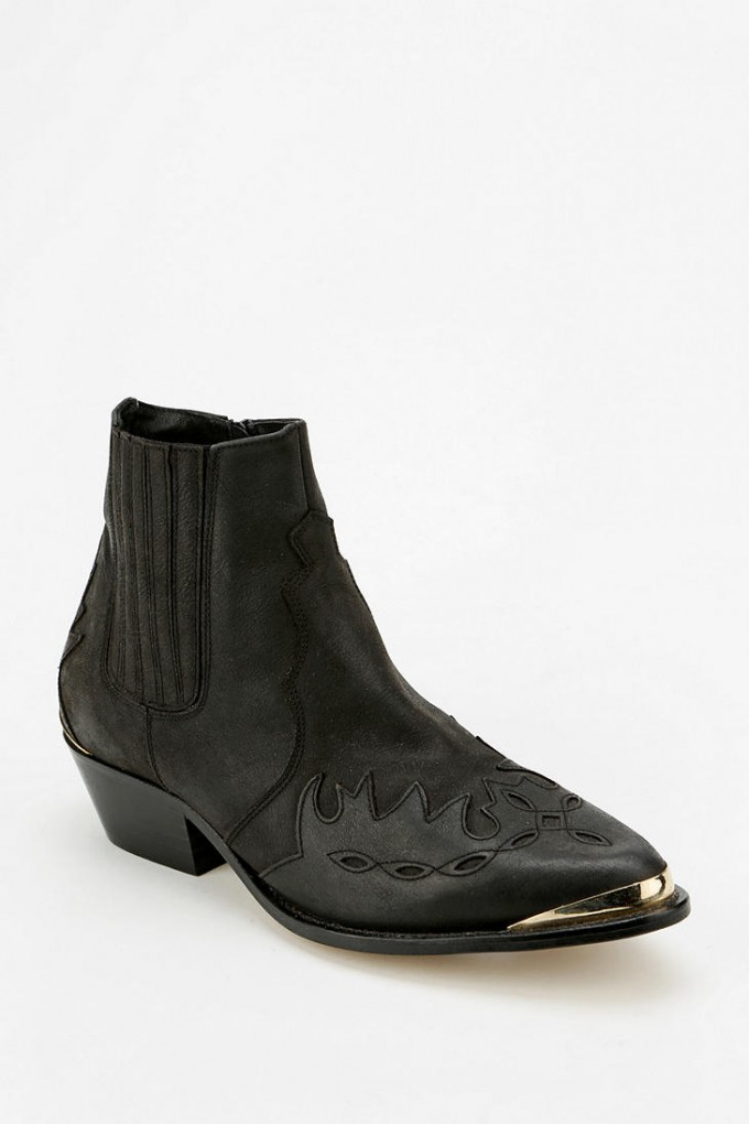 Cheap Cowboy Boots For Women | Western Ankle Boots | Fringed Cowboy Boots