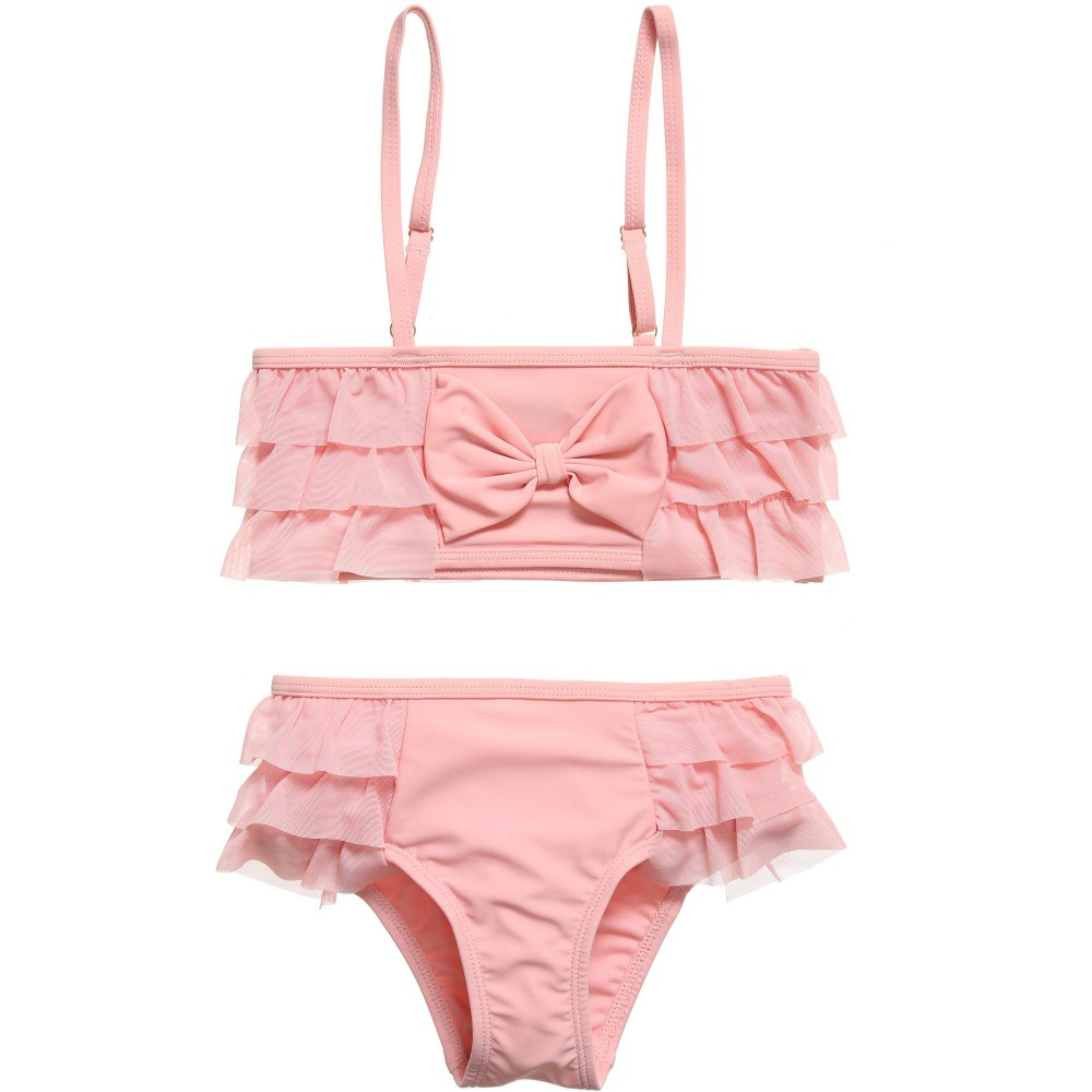 Cheeky Bikinis | Junior Swimsuits | Frilly Swimsuit
